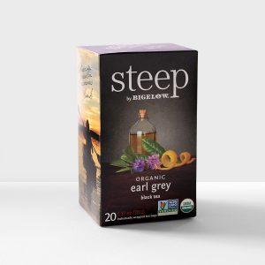 Bigelow Steep Earl Grey Black Tea