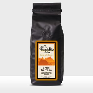 Smooth, medium body with a nutty flavor and mild acidity.